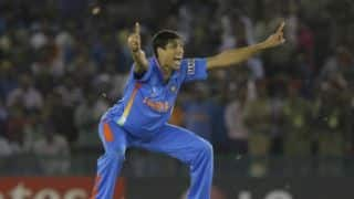 Ashish Nehra: My job is to pass my experience to youngsters in the current Indian squad
