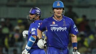 IPL 7: I have evolved as a cricketer because of Rahul Dravid, says RR skipper Shane Watson