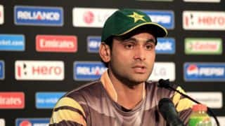 Mohammed Hafeez blames fielders after losing