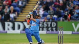 India have a good chance of winning tri-series against Australia and England