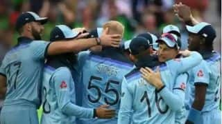 ICC CRICKET WORLD CUP 2019: Current England team one of the best one-day teams I've seen; Says Steve Waugh