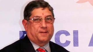 N Srinivasan decides to join AAP to get rid of tainted tag