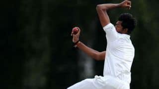 रणजी ट्रॉफी: सौरभ कुमार ने झटके 14 विकेट, उत्तर प्रदेश ने हरियाणा को हराया