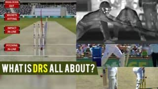 India vs England: DRS — all you need to know about