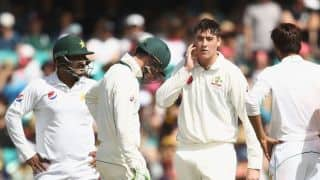 Matt Renshaw willing to return to the short leg fielding position