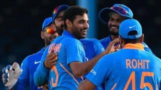 2nd ODI: Kohli, Iyer and Bhuvneshwar star to put India 1-0 ahead