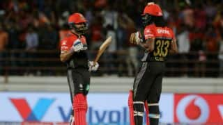 PHOTOS: GL vs RCB, IPL 2017, Match 20 Rajkot