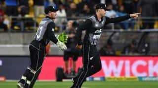 1st T20I: New Zealand crush India by record 80 runs