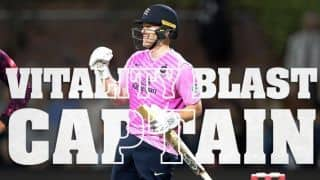 Eoin Morgan to Take Charge of Middlesex For Next Season of T20 Blast
