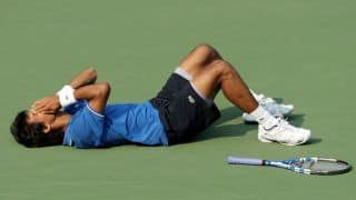 India blank Nepal 3-0 in men's tennis