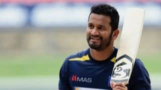 Dimuth Karunaratne named Sri Lanka's captain for ICC World Cup 2019
