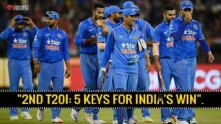 India vs Sri Lanka 2015-16, 2nd T20I at Ranchi: Five things the hosts must do to win