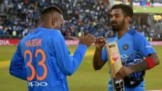 Hardik Pandya to join India squad for remainder of New Zealand limited-overs series