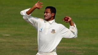 Shakib Al Hasan becomes third all-rounder to score hundred and take 10 wickets in same Test