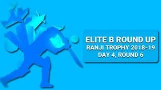 Ranji Trophy 2018-19, Elite B, Round 6, Day 4: Bengal bag three points versus Hyderabad