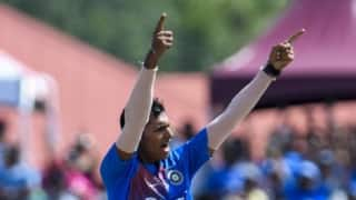 1st T20I: Debutante Navdeep Saini stars in India's four-wicket victory