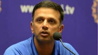ICC CRICKET WORLD CUP 2019: Presence of Wicket-takers in middle overs will benefit india in high-scoring world cup; Says Rahul Dravid