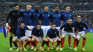 FIFA World Cup 2014: France looking for win against Switzerland