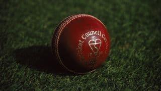 VSK 122/6 | Over 20 | Target 145 | Live Cricket Score, Masters Champions League (MCL) 2016, Gemini Arabians vs Virgo Super Kings, Match 12 at Sharjah: Arabians win by 22 runs