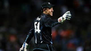 Luke Ronchi rues sloppy fielding for Auckland draw