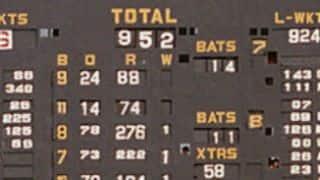 India vs Sri Lanka 1st Test at Colombo, 1997: Heartbreaking for Sanath Jayasuriya, backbreaking for Indians