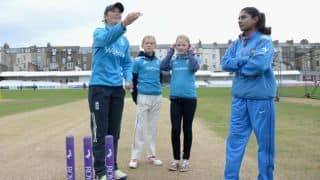 England Women vs India Women 2014, 1st ODI at Scarborough