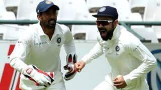 ऋद्धिमान साहा की चोट गंभीर, अगले दो महीने नहीं खेल पाएंगे क्रिकेट