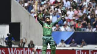 Tamim, Mushfiqur power Bangladesh to 305 for 6 against England in CT 2017, Match 1