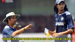 "Sachin Tendulkar describes Ishant Sharma's performance in England vs India, 2nd Test, as ""exceptional"""