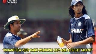 Sachin Tendulkar describes Ishant Sharma's performance in England vs India, 2nd Test, as