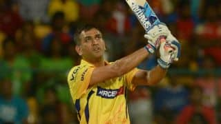 Dhoni: Could not think of joining any other IPL team than CSK