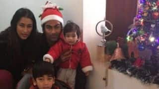 Mohammed Kaif trolled yet again for celebrating Christmas