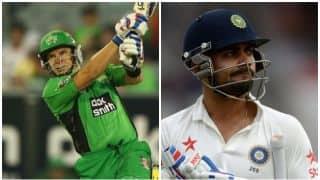 India vs Australia 4th Test: Brad Hodge questions Virat Kohli's absence