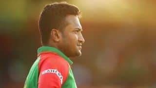 Shakib Al Hasan expects Bangladesh to improve in Ireland Tri-Series 2017