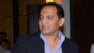 Mohammad Azharuddin hopes India, Pakistan resume cricketing ties