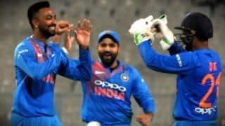 विंडीज पर जीत के बाद रोहित शर्मा बोले, हम गलतियों से सीखेंगे