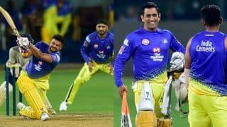 IPL 2019: MS Dhoni, other CSK players sweat it out, fans allowed free entry at practice session
