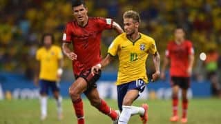 Brazil, Mexico play out 0-0 draw in FIFA World Cup 2014