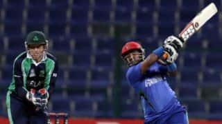 Afghanistan possess edge over Ireland ahead of ODI series