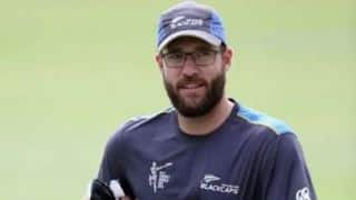 ICC CRICKET WORLD CUP 2019: New Zealand still on course for qualifying for semi-finals;Daniel Vettori
