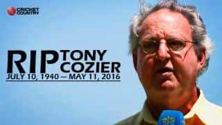 Tony Cozier: Voice of West Indies cricket for over half a century
