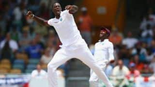 Jason Holder wins West Indies's Test player of the year award