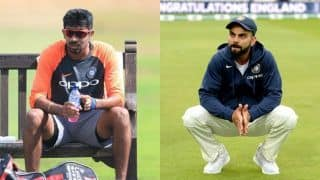 Bumrah, Ashwin cleared; Kohli still uncertain for Nottingham Test