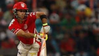 KXIP vs RCB Live IPL 2014 T20 Cricket score