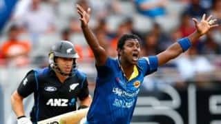 Live Cricket Scorecard: New Zealand vs Sri Lanka, 4th ODI at Nelson