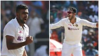 India vs England, 3rd Test: Axar Patel, Ravichandran Ashwin Star as India Beat England by 10 Wickets | SEE PICS