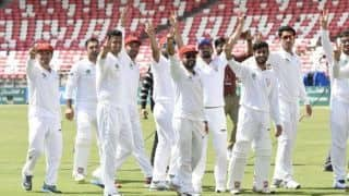 Dehradun Test: Rahmat Shah, Ihsanullah Janat lead Afghanistan to maiden Test win against Ireland
