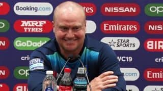 Sri Lanka batting coach Jon Lewis backs Mendis and Mathews to come good