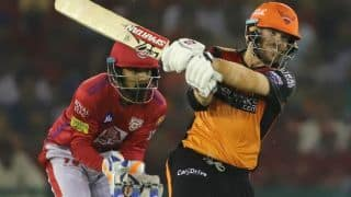IPL 2019, SRH vs KXIP: Hyderabad will look to defeat Punjab before David Warner take leave
