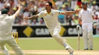 Mitchell Johnson scripts remarkable comeback